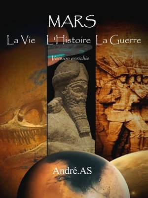 cover image of Mars--La vie, l'histoire, la guerre