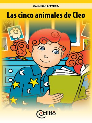 cover image of Los cinco animales de Cleo