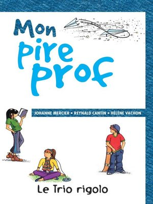 cover image of Mon pire prof