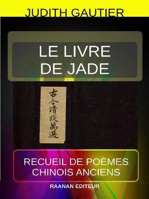 cover image of Le livre de Jade
