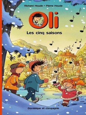 cover image of Les cinq saisons