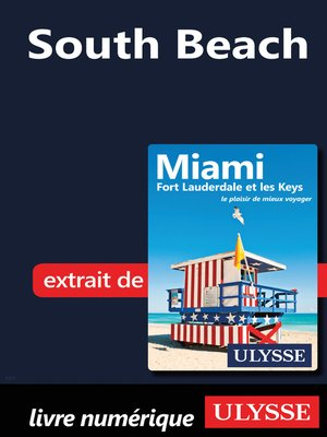 cover image of Miami--South Beach