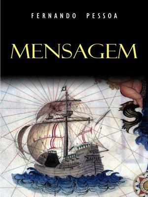 cover image of Mensagem