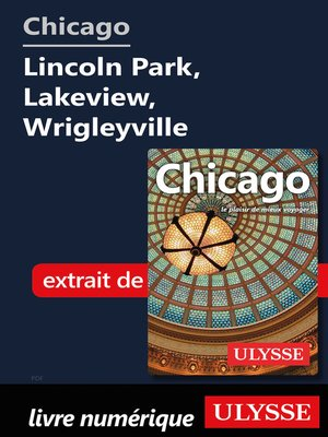 cover image of Chicago--Lincoln Park, Lakeview, Wrigleyville