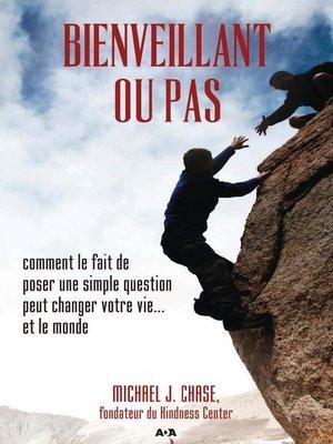 cover image of Bienveillant ou pas