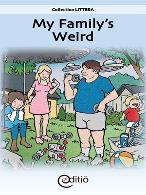 cover image of My Family's Weird