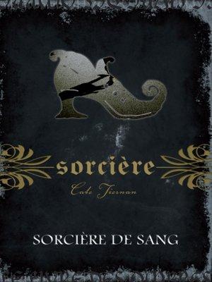 cover image of Sorcière de sang