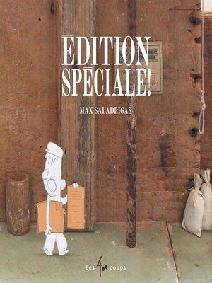 cover image of Édition spéciale