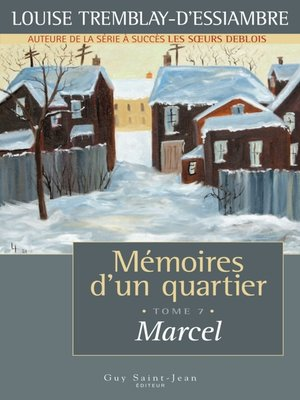 cover image of Marcel