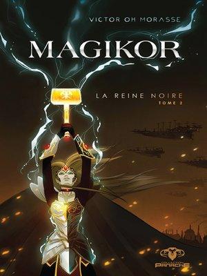 cover image of La reine noire
