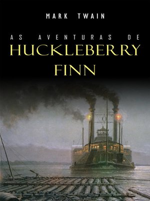 cover image of As Aventuras de Huckleberry Finn