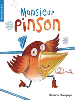 cover image of Monsieur Pinson