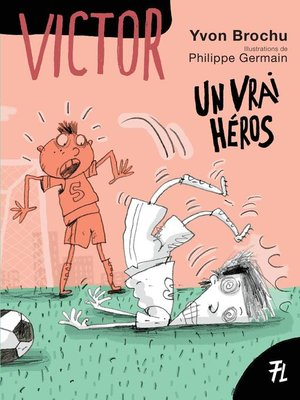 cover image of Un vrai héros