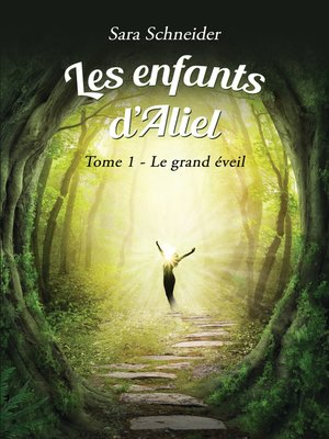 cover image of Les enfants d'Aliel