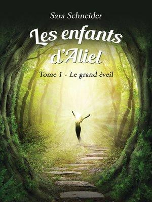 cover image of Les enfants d'Aliel