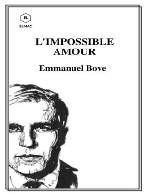 cover image of L'impossible amour