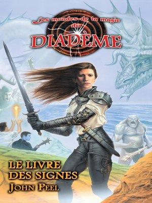 cover image of Le livre des signes