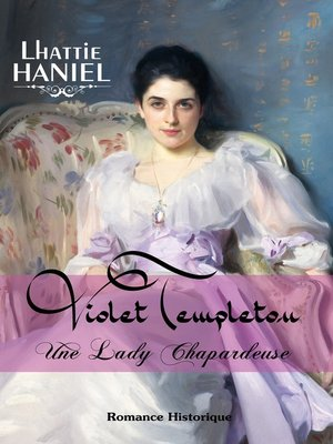 cover image of Violet Templeton, une lady chapardeuse
