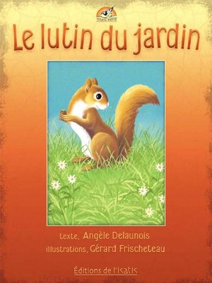 cover image of Le lutin du jardin