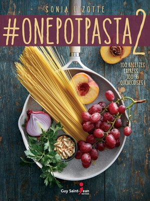 cover image of #onepotpasta2