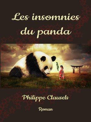 cover image of LES INSOMNIES DU PANDA