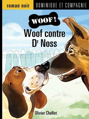 cover image of Woof contre Dr Noss