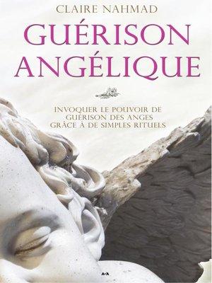 cover image of Guérison angélique