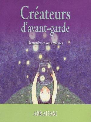 cover image of Créateurs d'avant-garde