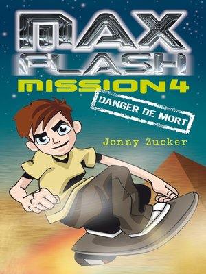 cover image of Max Flash--Mission 4