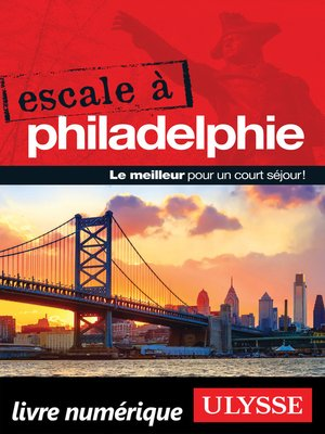 cover image of Escale à Philadelphie