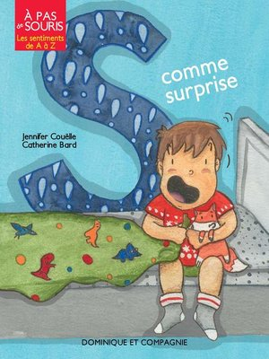 cover image of S comme surprise