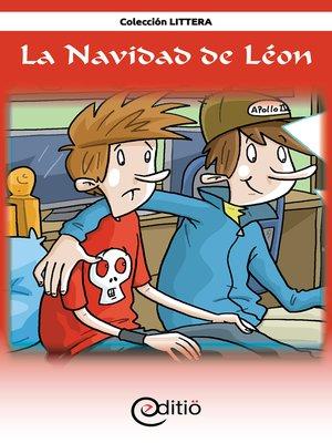 cover image of La Navidad de Léon