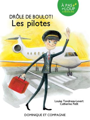 cover image of Les pilotes