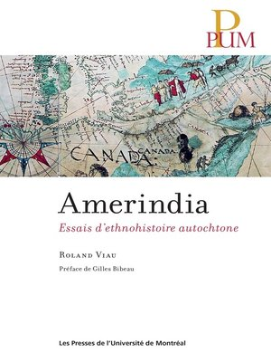 cover image of Amerindia