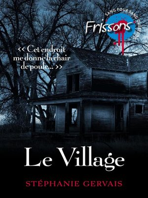 cover image of Le village