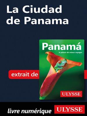 cover image of La Ciudad de Panama