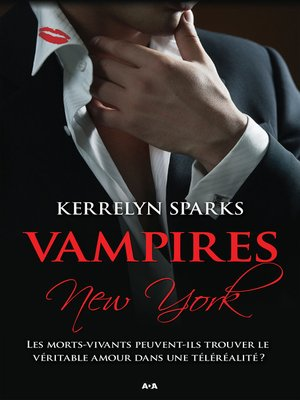 cover image of Vampires à New York