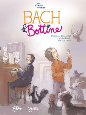 cover image of Bach & Bottine