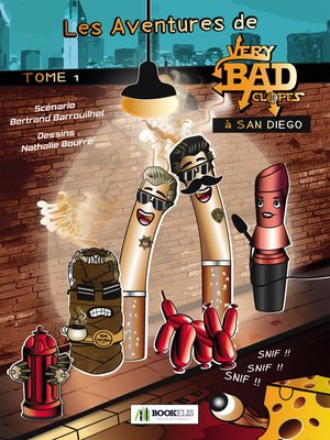 cover image of VERY BAD CLOPES À SAN DIEGO
