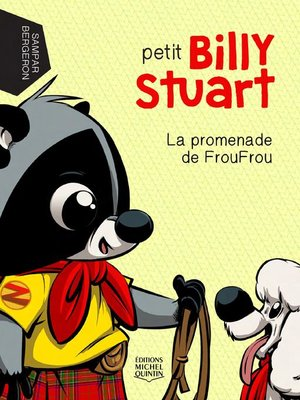 cover image of Petit Billy Stuart 2--La promenade de FrouFrou
