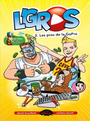 cover image of L'gros tome 2