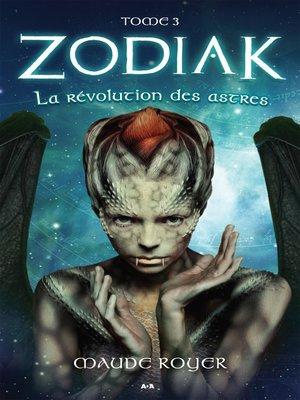 cover image of La révolution des astres