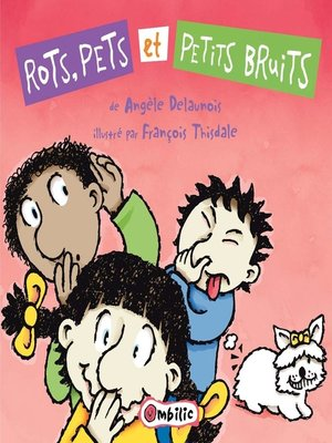 cover image of Rots pets et petits bruits