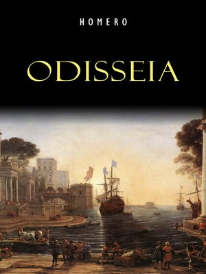 cover image of Odisseia