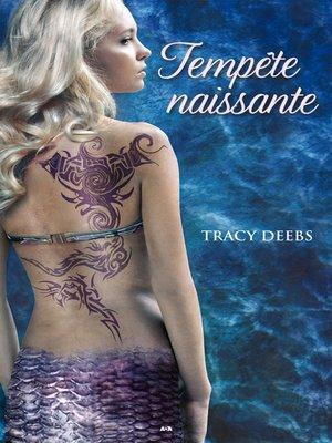 cover image of Tempête naissante