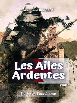 cover image of LES AILES ARDENTES