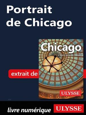 cover image of Portrait de Chicago