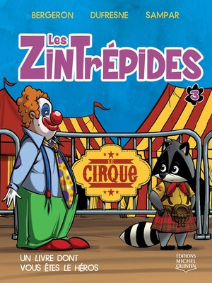 cover image of Le cirque