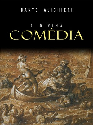 cover image of A Divina Comédia