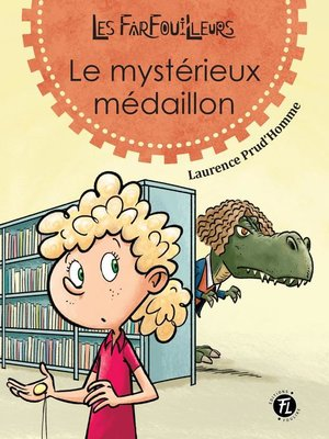 cover image of Le mystérieux médaillon